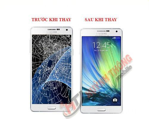 Thay mặt kính Samsung A7 tại Mỹ Tho, Tiền Giang