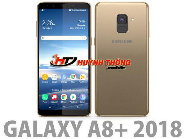 Thay mặt kính Samsung A8 Plus tại Mỹ Tho